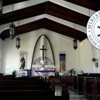 Katipunan Avenue, Quezon City: Miriam College Higher Education Chapel