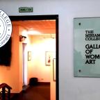 Katipunan Avenue, Quezon City: Women's Art at the Miriam College MMJ Hall Lobby