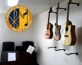 1954 Miriam College Music Center