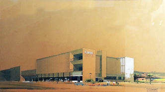 1970s Victorio Edades - Phoenix Press Inc. Building