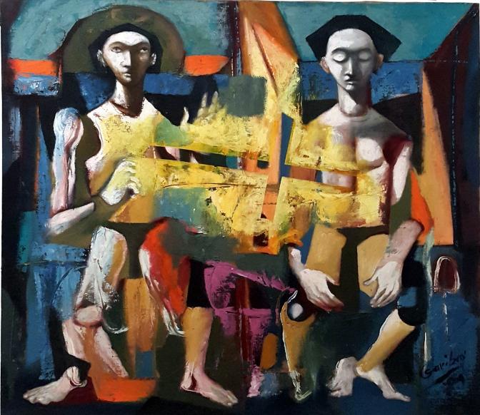 2004 Emmanuel Garibay - Untitled