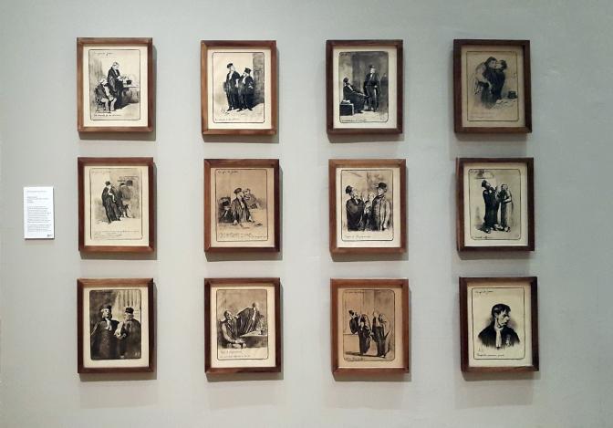 03 1845 Honoré Daumier - Les Gens de Justice