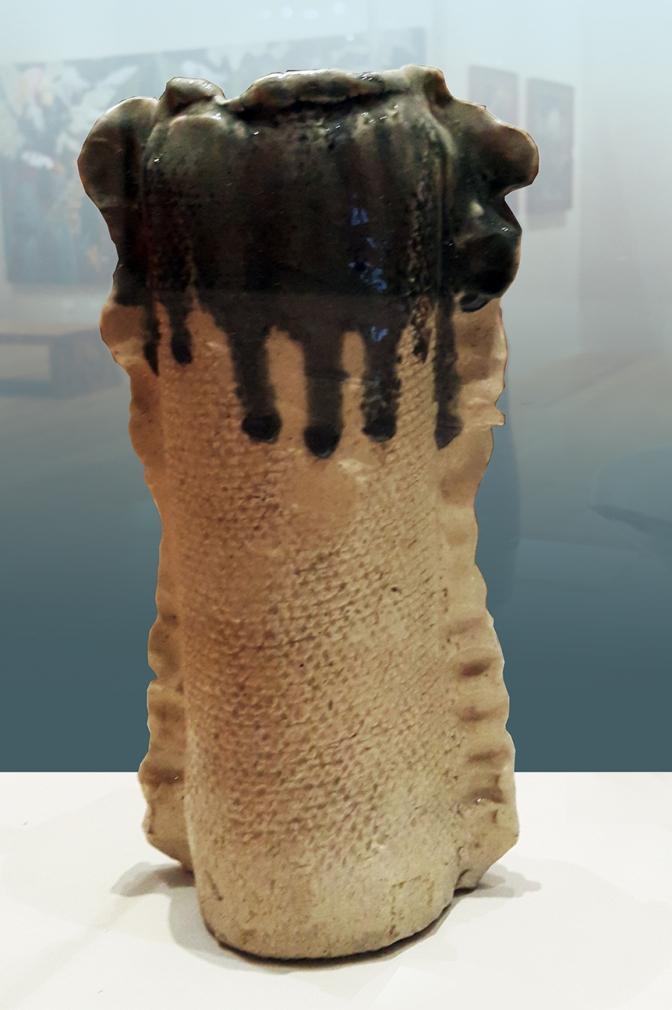 1990 Anne de Guzman - Female Vase