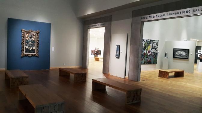 2017 Areté Arts Wing, The Foyer