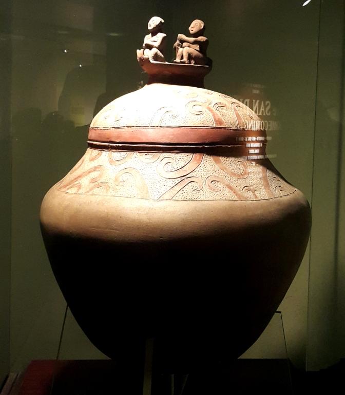 890-710 BC Manunggul Jar, Palawan