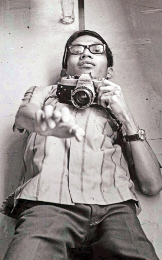 Raymundo Pidad Albano (1947-1985), photo c/o Philipine Star