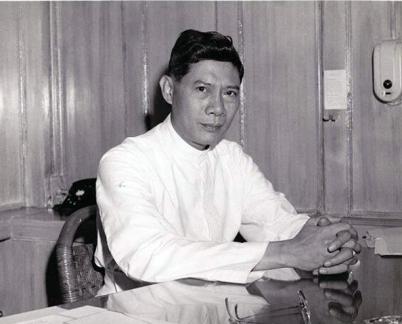 Fr. Horacio Dela Costa, SJ (1916-1977)
