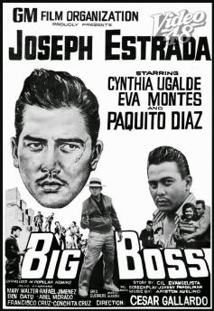 Jose 'Joseph Estrada' Marcelo Ejercito (born 1937), Big Boss 1965