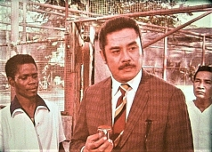 "Victor ""Vic"" Payumo Silayan (1929-1987) Night of the Cobra Woman, 1972"