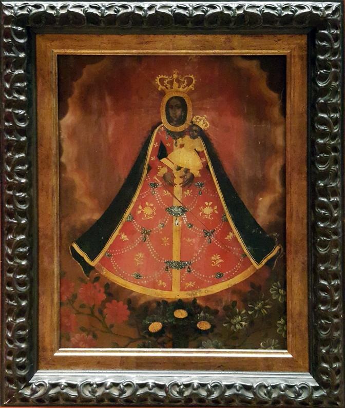 04 18th Century Nuestra Señora del Buensuceso