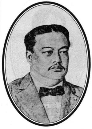 Arcadio de Guzman Arellano (1872-1920)