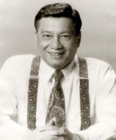 Hilarion 'Larry' M. Henares, Jr. (born 1924)