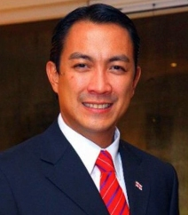 Thelmo 'Buddy' Olivares Cunanan, Jr. (born 1971)
