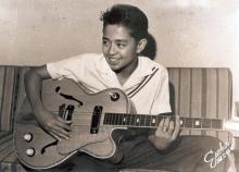 """Ramon """"RJ"""" Pereyra Jacinto (born 1945)"""