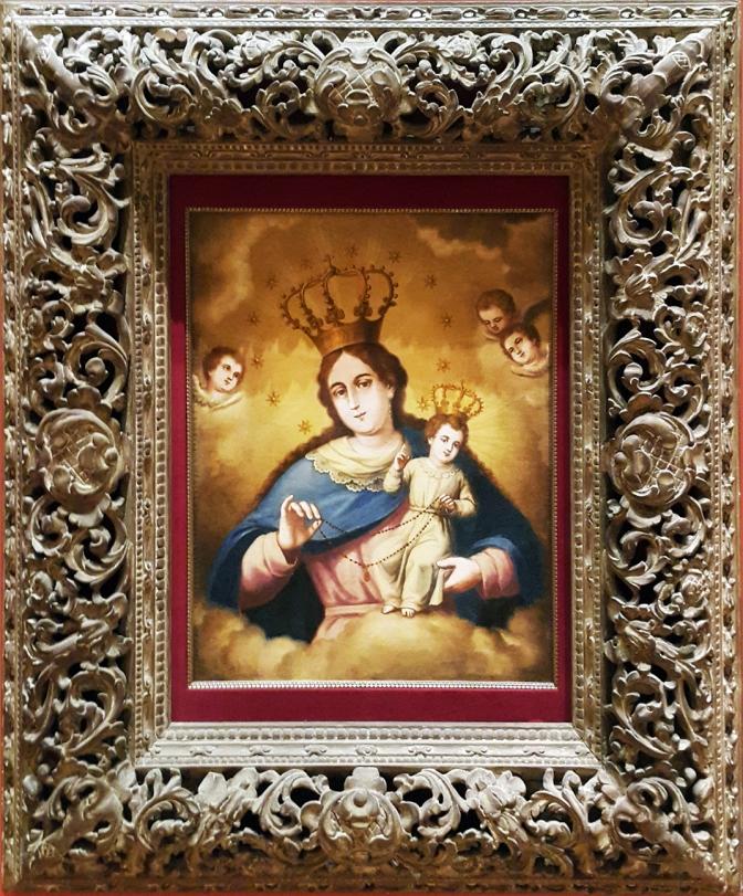 06 1866 Mariano Asuncion - Nuestra Señora del Rosario