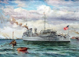 1949 Alfredo Carmelo - An American Destroyer