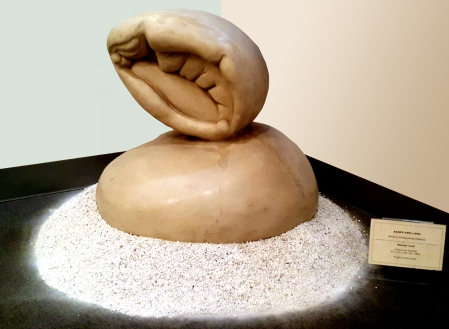 1983 Agnes Arellano - Eternal Oval, Gallery of Women's Art, Miriam College