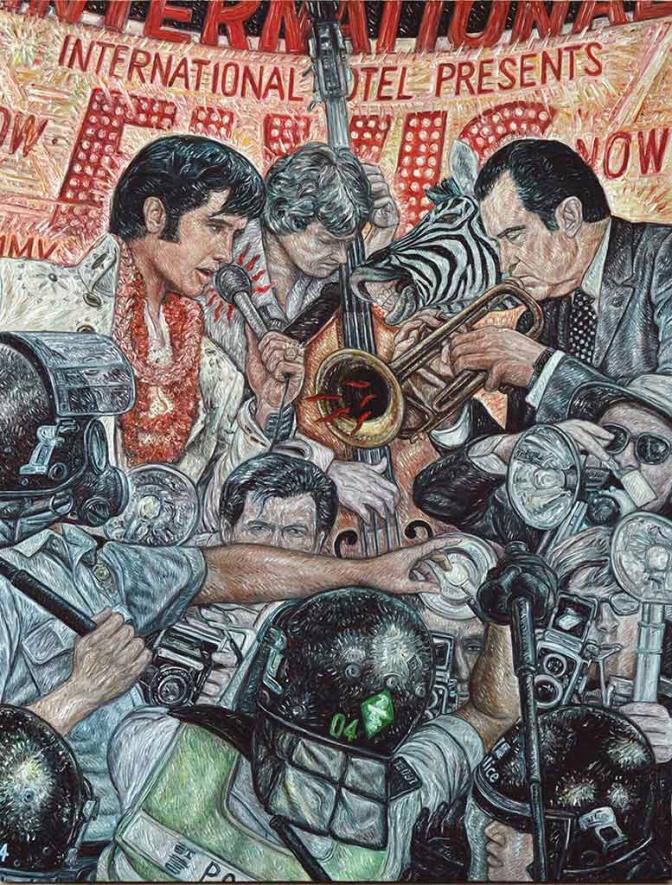 34 2017 Gig de Pio Jr. - Suspicious Minds, Castelli Art Space, Los Angeles