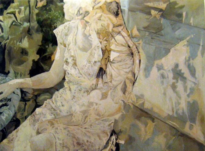 36 2011 Lyra Garcellano - Aria, Finale Art Gallery