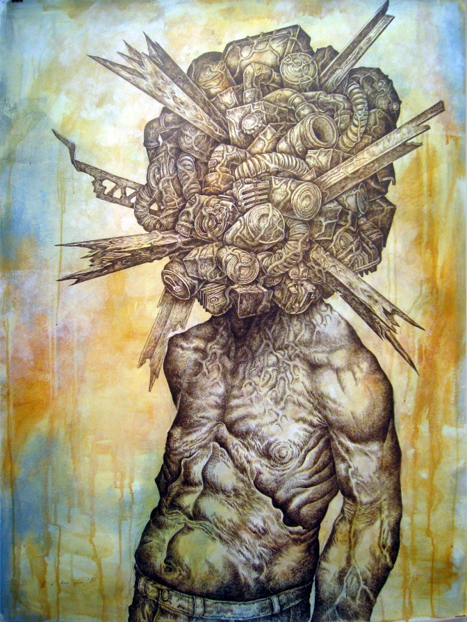 39 2010 Raoul Ignacio 'Iggy' Mallillin Rodriguez - Toxin, Mano-mano Exhibition