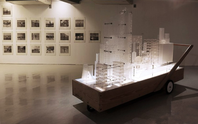 42 2009 Eric Zamuco - City of Man, Silverlens Gallery