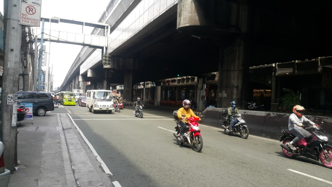 00A LRT-2, Aurora Boulevard, Cubao