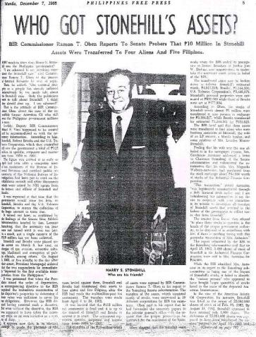 1965 Philippine Free Press