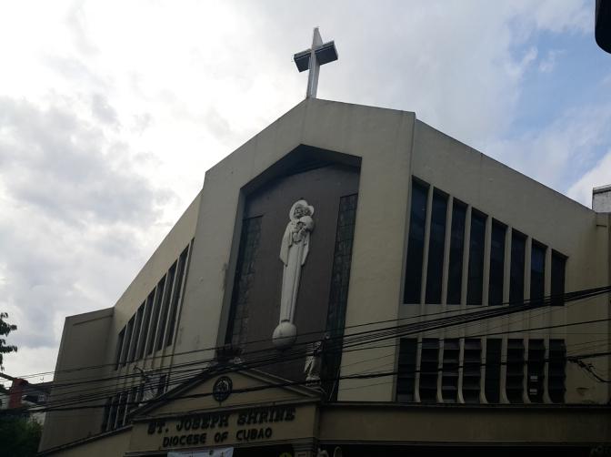 03 1951 St. Joseph Shrine
