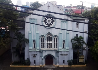 1924 United Church of Manila (Evangelical)