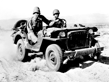 1940s Willys MA