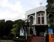 1955 Stella Maris College Chapel