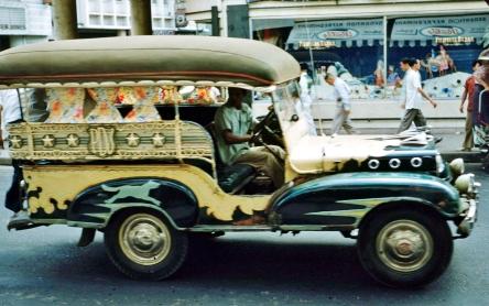 1950s Jeepney