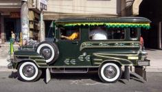 1953 Sarao Jeepney