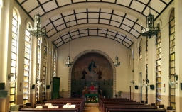 1955 Stella Maris College Chapel of the Lilies, Altar