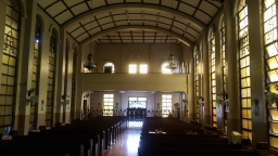 1955 Stella Maris College Chapel of the Lilies, Narthex