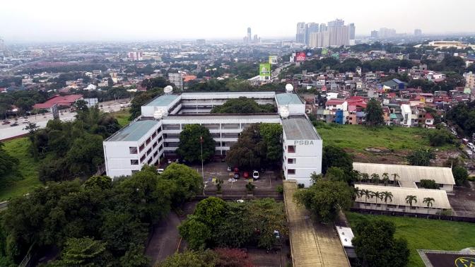 07 1981 Otilio Arellano - Philippine School of Business Administration (fd 1963)