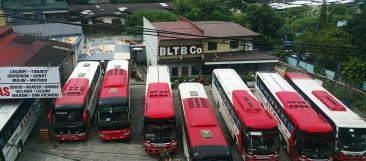 2010 Del monte Land Transport Bus Company (DLTB Co.)