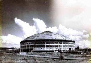 1960 Rufino Antonio - Araneta Coliseum