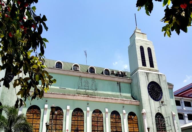 16 1931 Sisters of St. Paul of Chartres, Novitiate and Provincial House, 1946 Saint Paul University Quezon