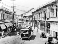1905 Travania, Manila Electric Railroad and Light Company (Escolta 1912)