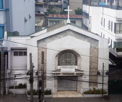 1949 Calvary Foursquare Church
