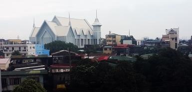 Iglesia ni Cristo Lokal ng Sampaloc, Domingo Santiago St