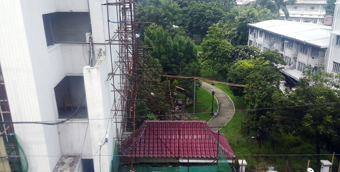 36B University of the East, Tan Yan Kee Garden
