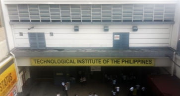 1983 Technological Institute of the Philippines, Cubao