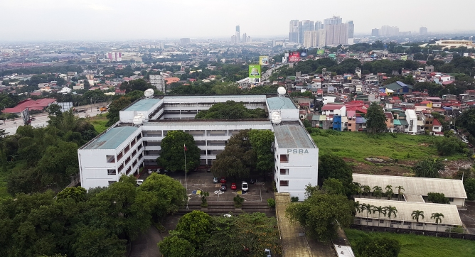 1981 Philippine School of Business Administration (fd 1963)