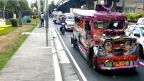 God Bless Our Trip: Religious Jeepney Art along Aurora Boulevard, Quezon City