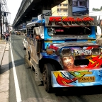 Aurora Boulevard, Quezon City: Religious Jeepney Art and the Filipino Family