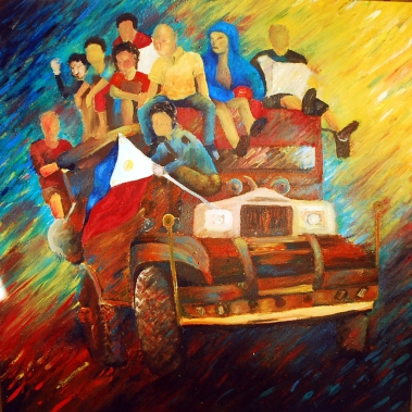 2011 Germaine Patdu - Journey's Spectrum