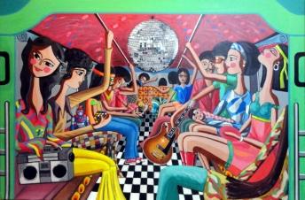 2013 Ferdz Manaco - A Boogie Jeepney