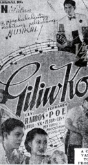 1939 Giliw Ko (first film produced by LVN Studios)